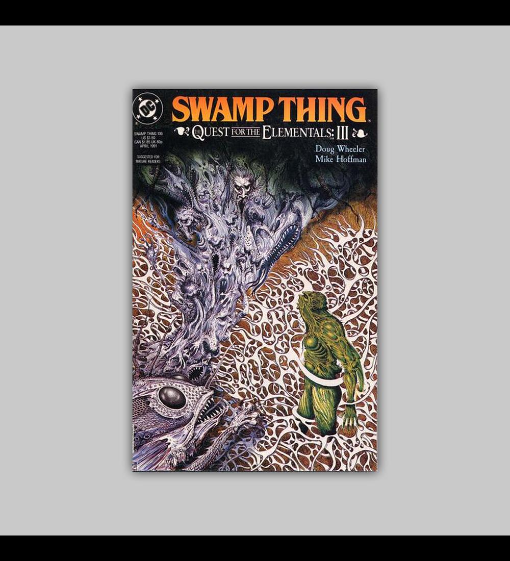 Swamp Thing (Vol. 2) 106 1991