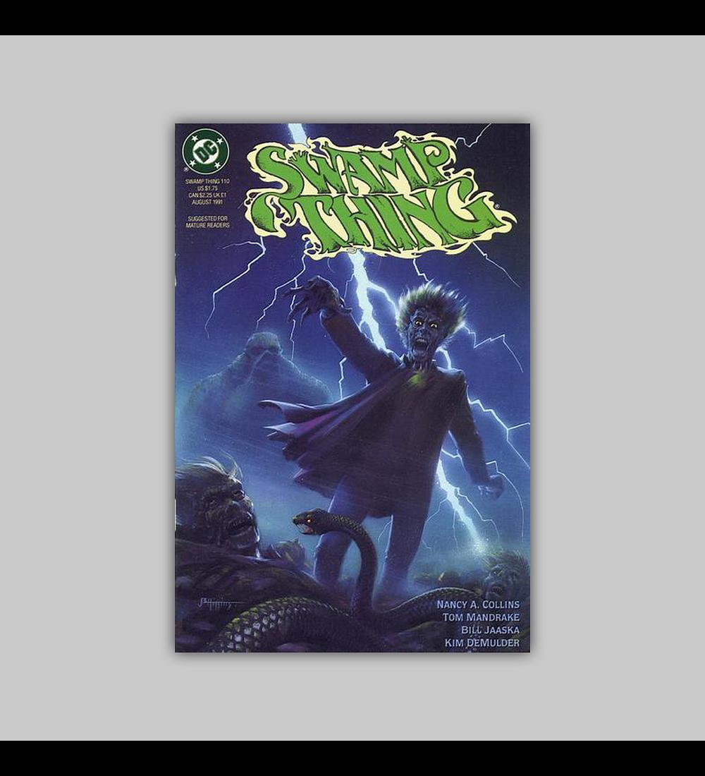 Swamp Thing (Vol. 2) 110 1991
