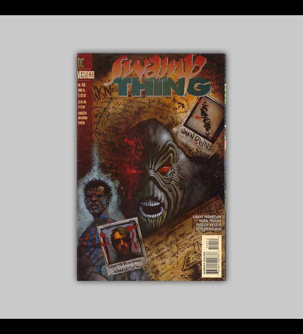 Swamp Thing (Vol. 2) 140 1994