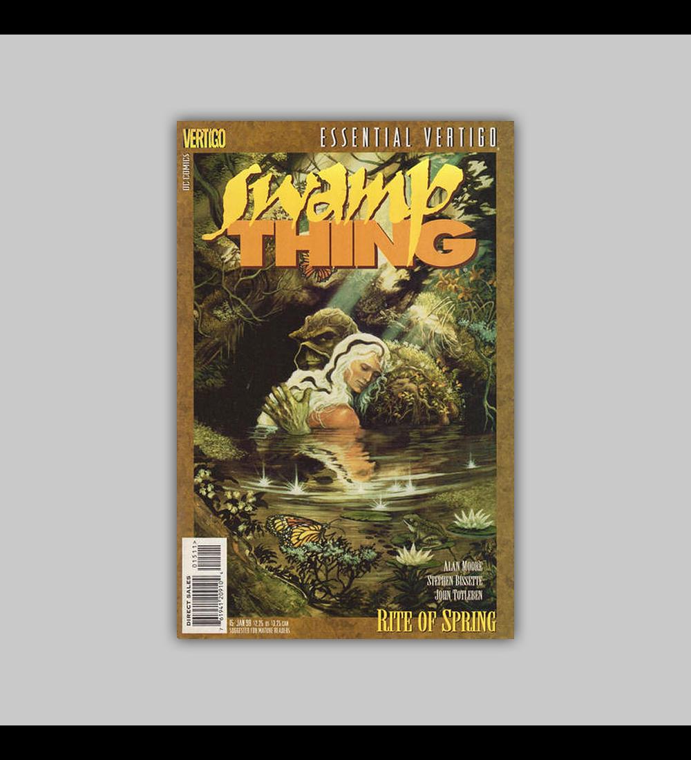 Essential Vertigo: Swamp Thing 15 1998