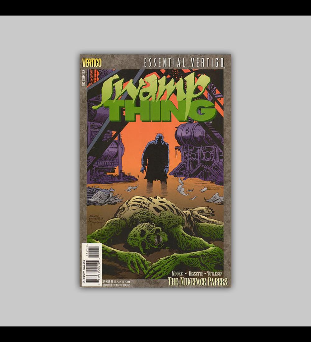 Essential Vertigo: Swamp Thing 17 1998