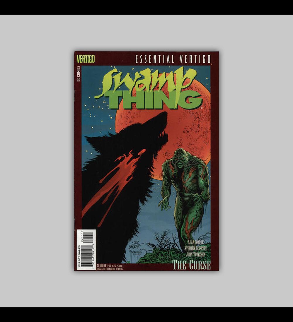 Essential Vertigo: Swamp Thing 21 1998