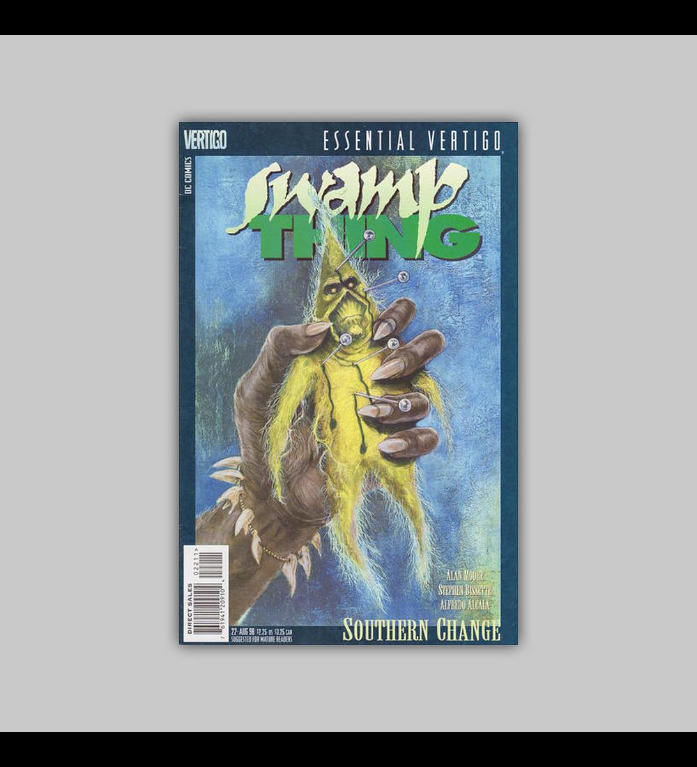 Essential Vertigo: Swamp Thing 22 1998