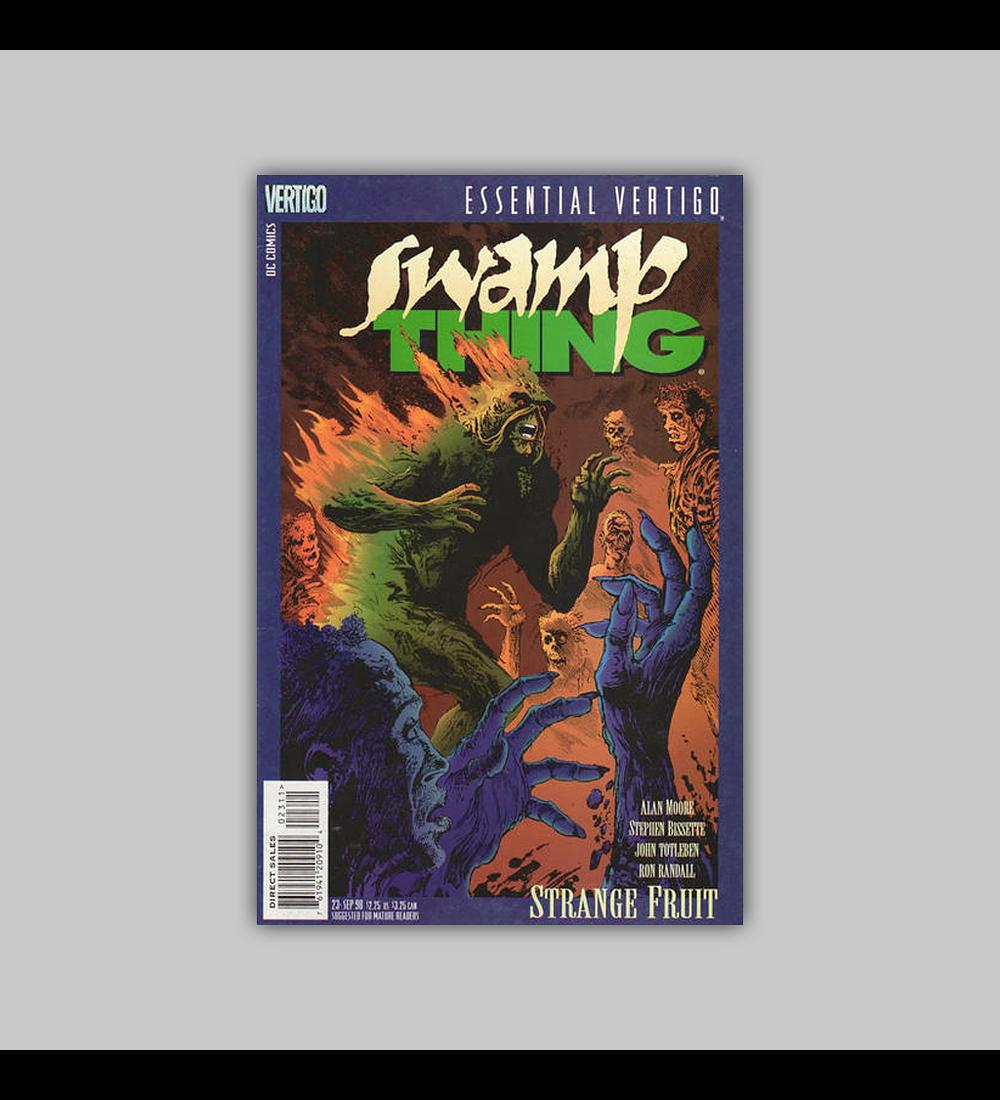 Essential Vertigo: Swamp Thing 23 1998