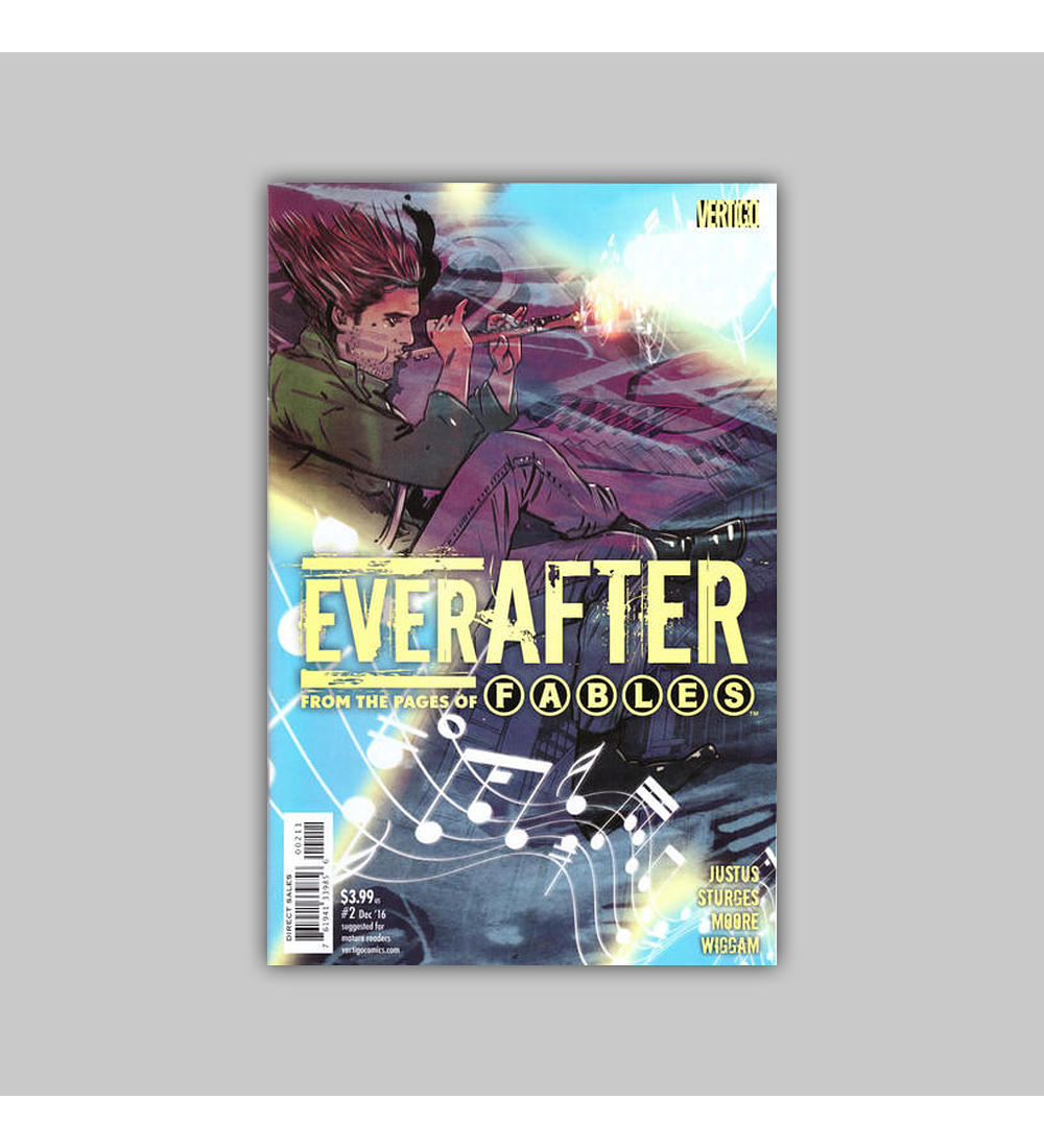 Everafter: From the Pages of Fables 2 2016