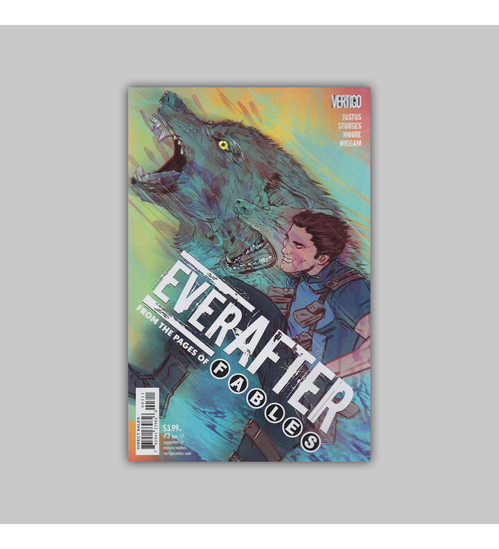 Everafter: From the Pages of Fables 3 2017