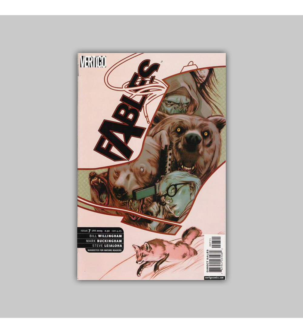 Fables 7 2003