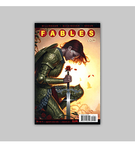 Fables 136 2014