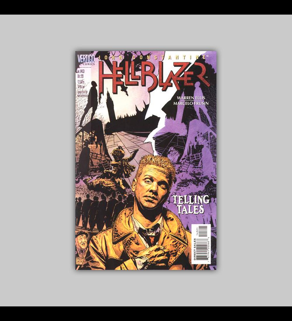 Hellblazer 143 1999