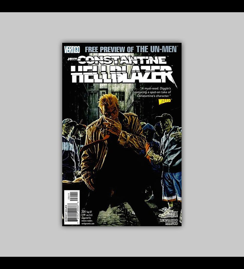 Hellblazer 234 2007