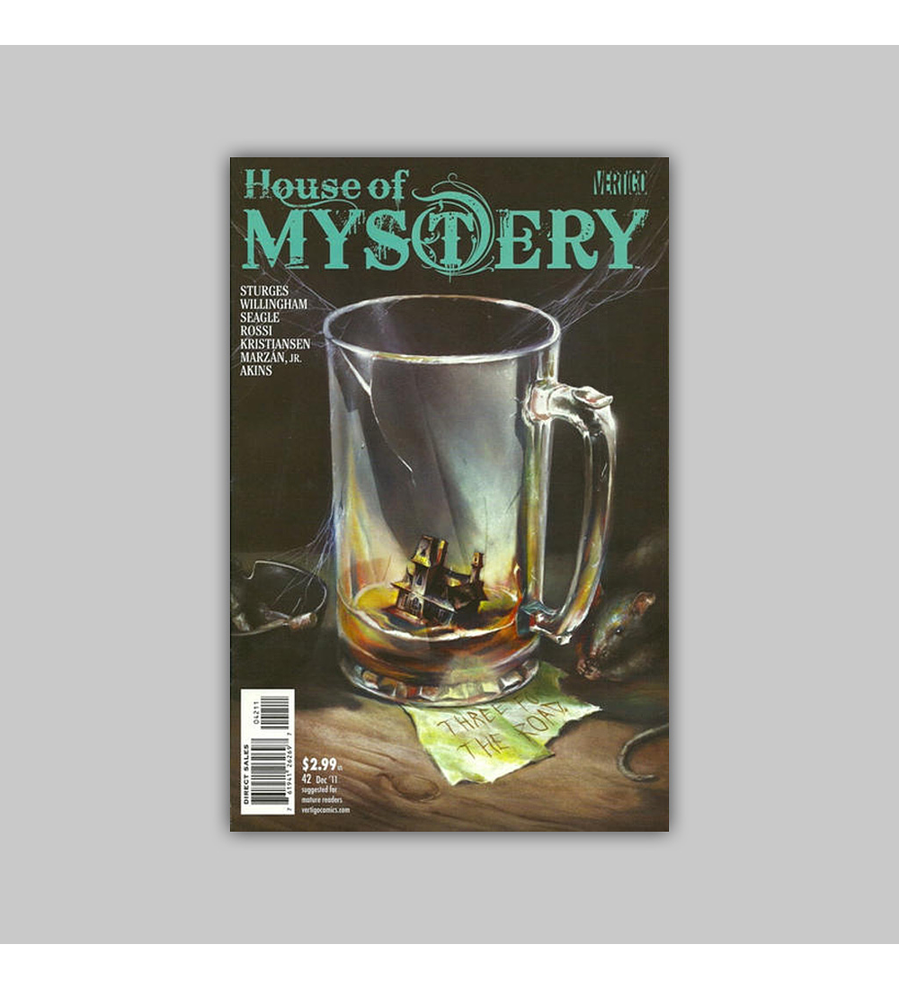 House of Mystery 42 2011