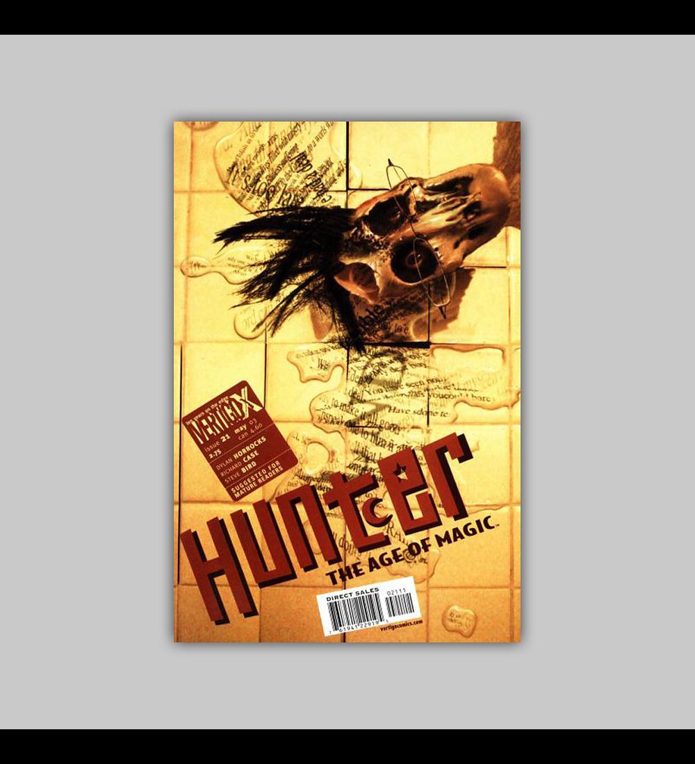 Hunter: The Age of Magic 21 2003