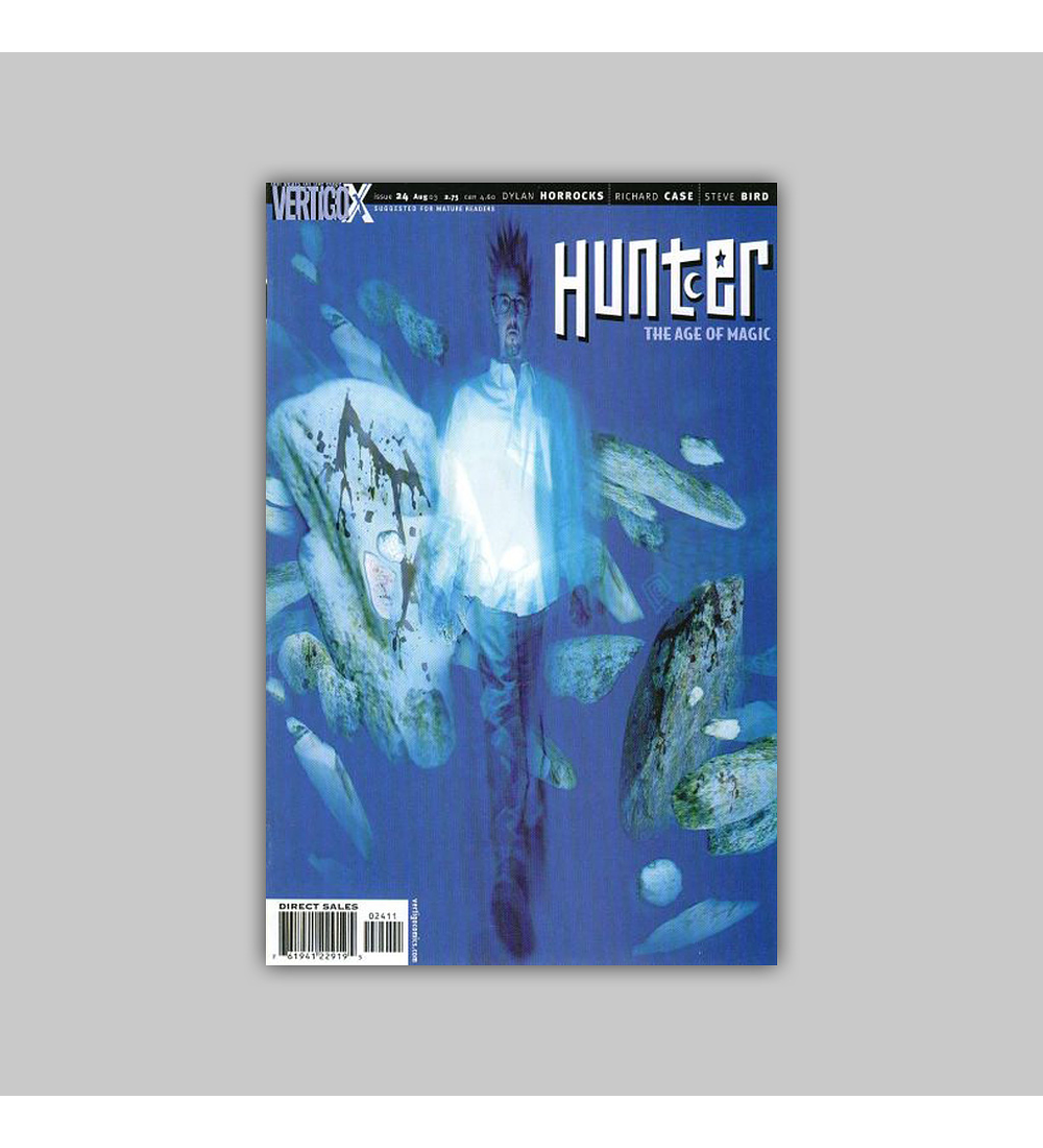 Hunter: The Age of Magic 24 2003
