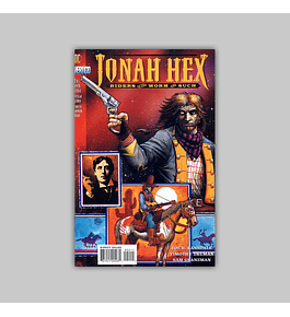 Jonah Hex: Riders of the Worm and Such 2 1995