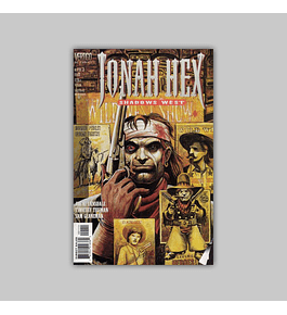 Jonah Hex: Shadows West 1 1999