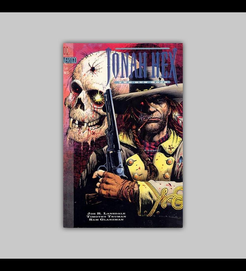 Jonah Hex: Two Gun Mojo 1 1993