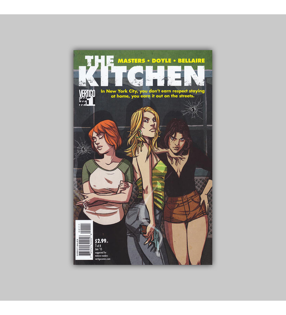 Kitchen (complete limited series) 2015