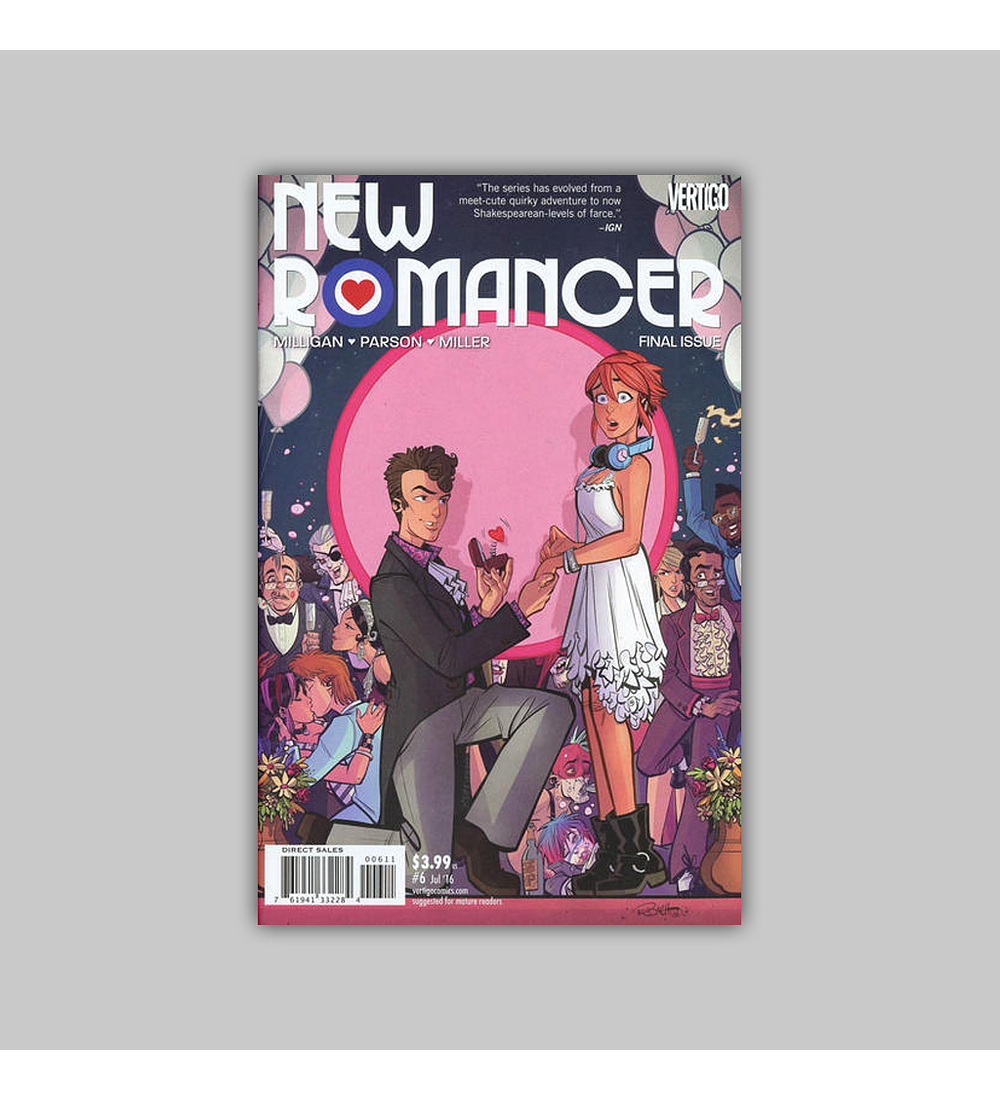 New Romancer 6 2016