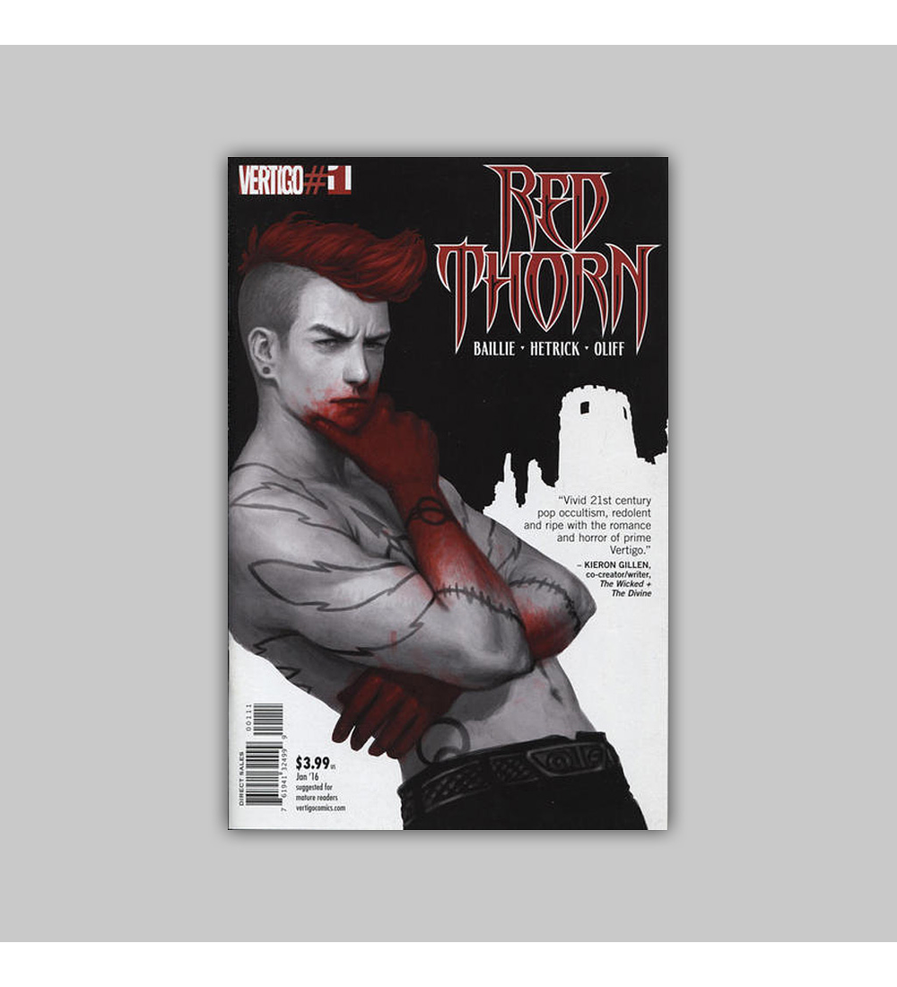 Red Thorn 1 2016