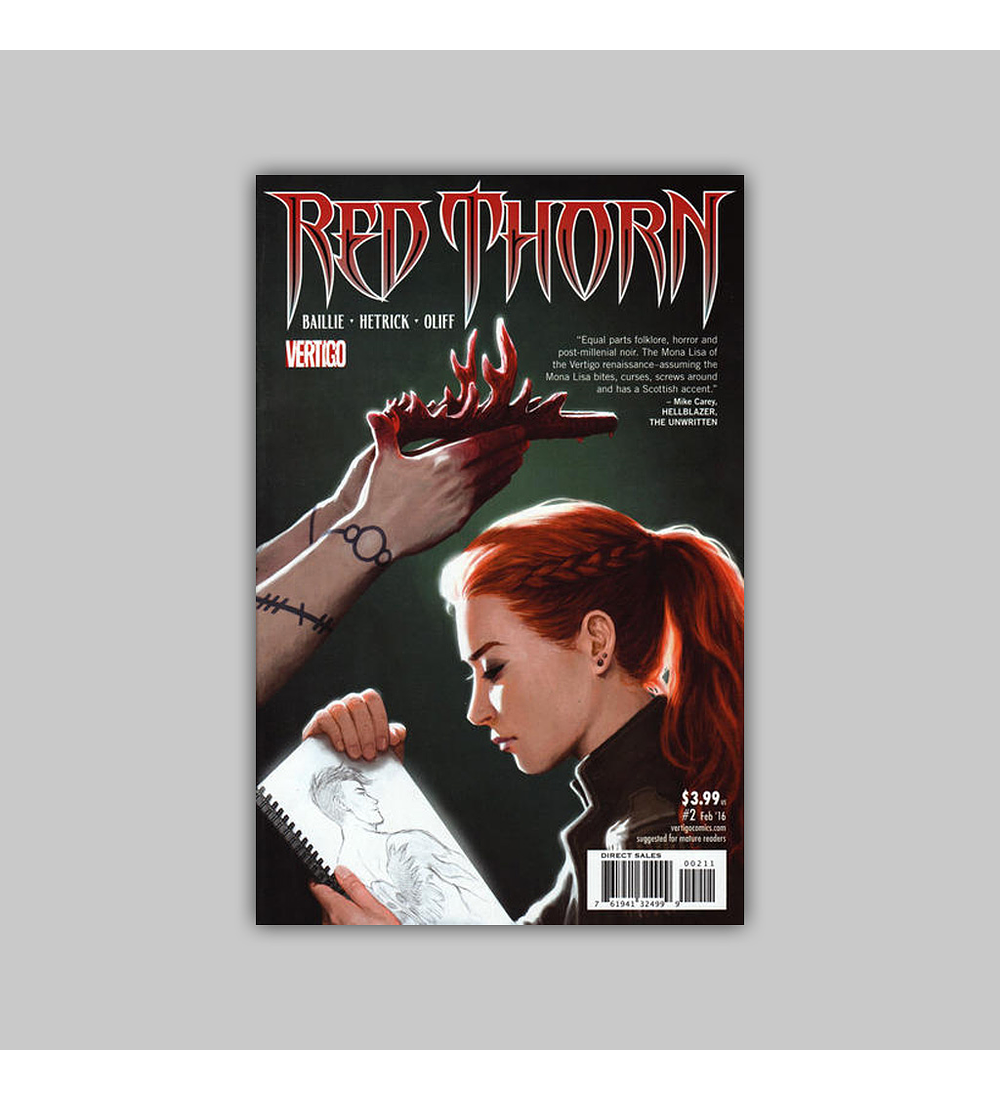 Red Thorn 2 2016