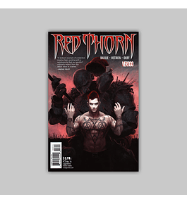 Red Thorn 3 2016