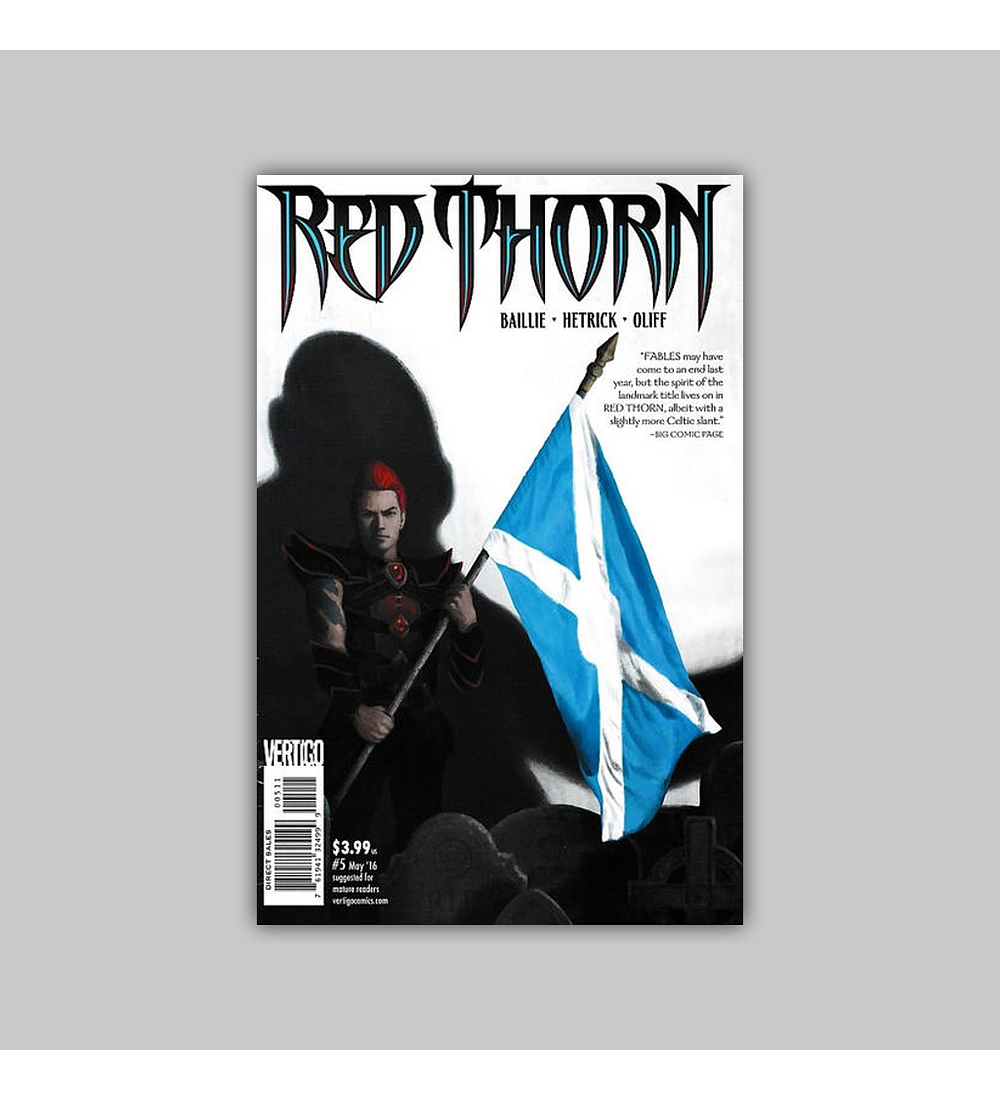 Red Thorn 5 2016