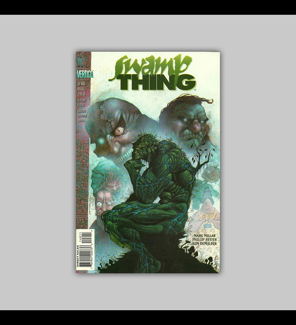 Swamp Thing (Vol. 2) 148 1994