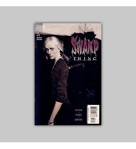 Swamp Thing (Vol. 3) 3 2000