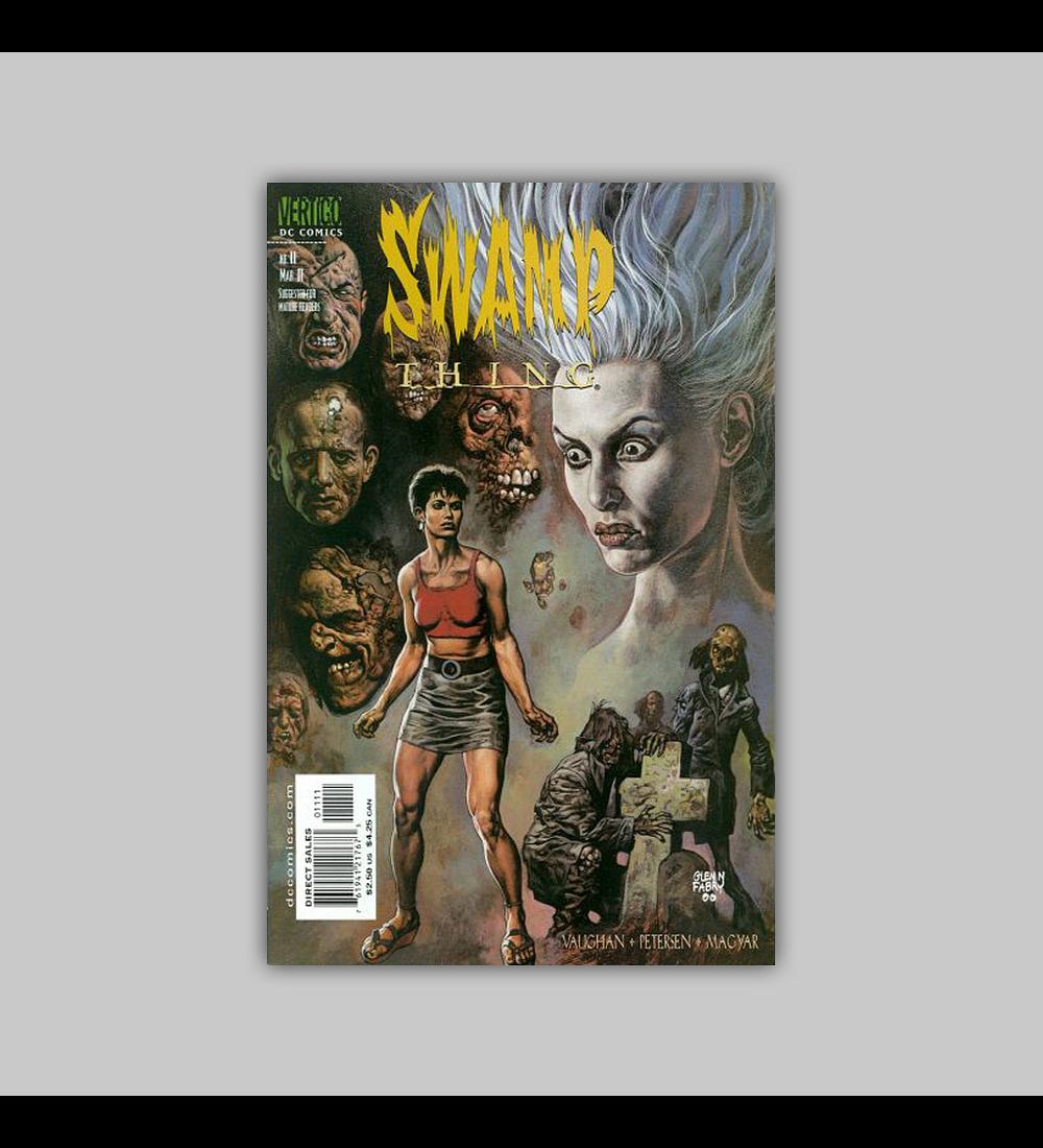 Swamp Thing (Vol. 3) 11 2001
