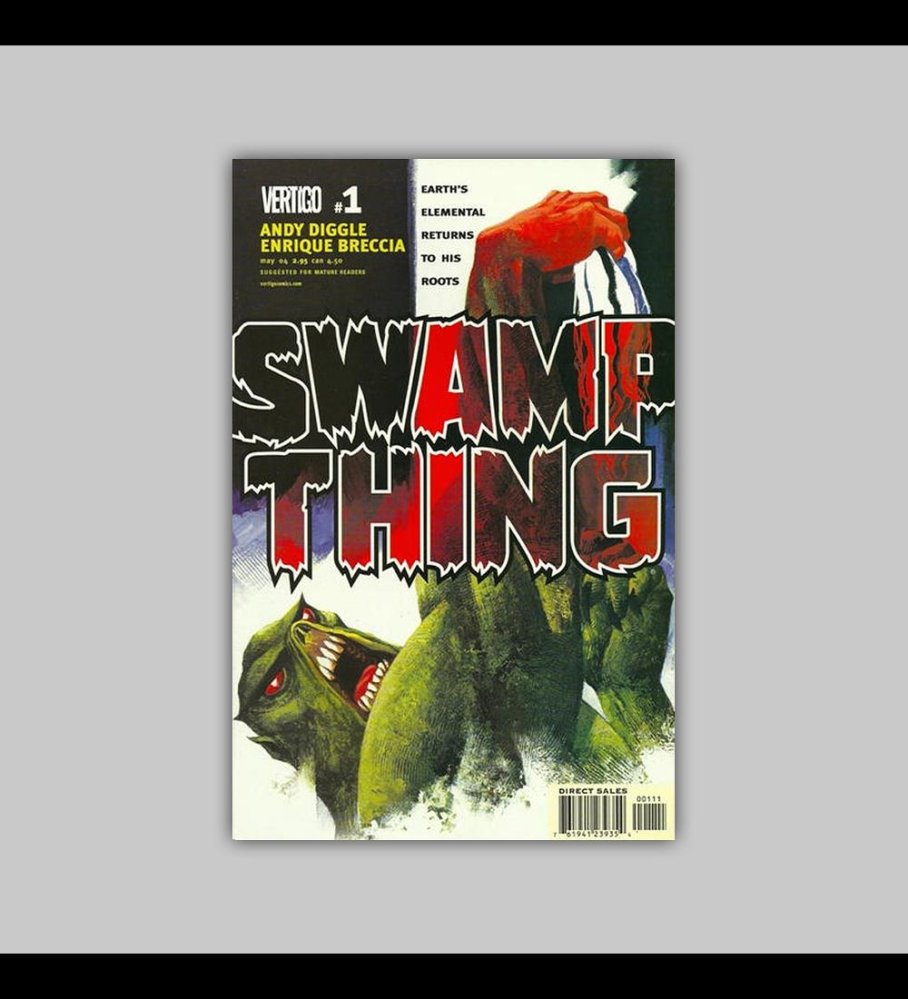 Swamp Thing (Vol. 4) 1 2004
