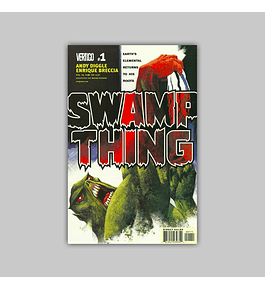 Swamp Thing (Vol. 4) 1 2004