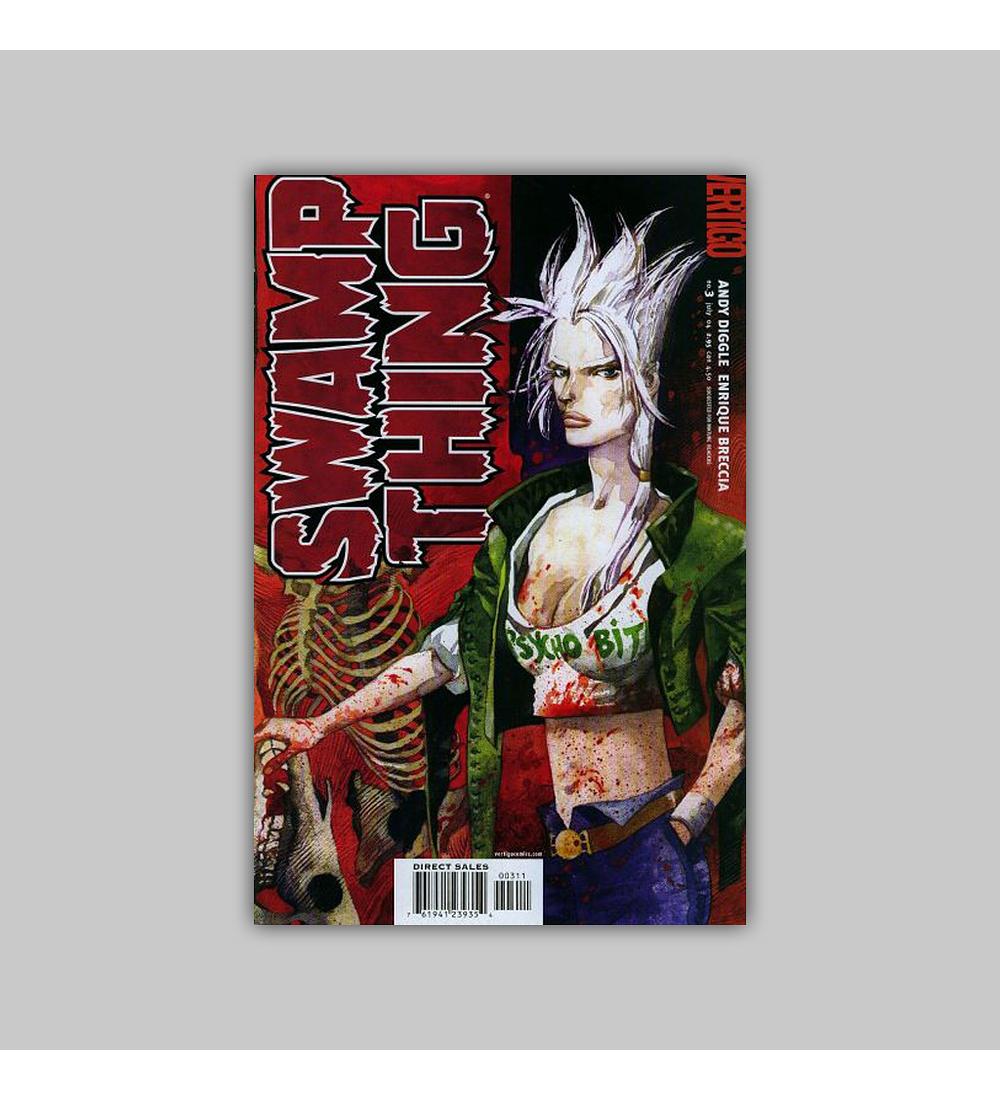 Swamp Thing (Vol. 4) 3 2004