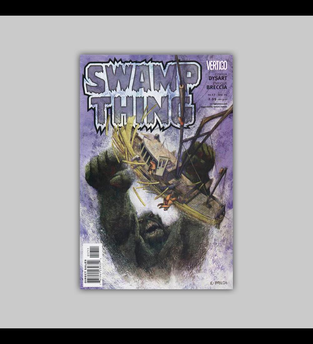 Swamp Thing (Vol. 4) 17 2005