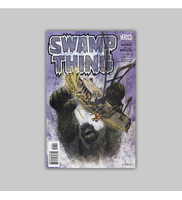 Swamp Thing (Vol. 4) 17 2005