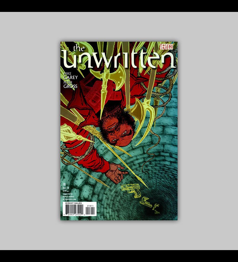 Unwritten 18 2010