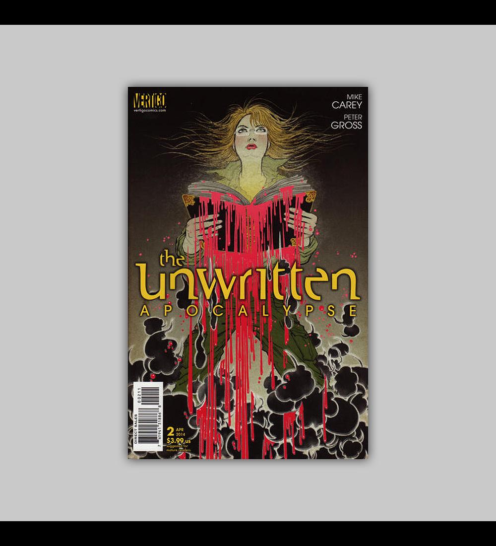 Unwritten: Apocalypse (Vol. 2) 2 2014
