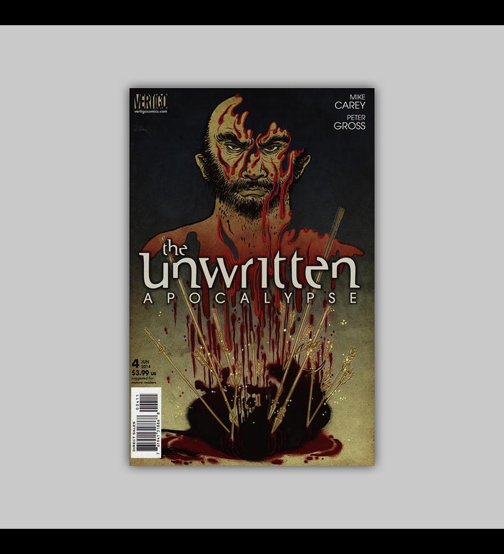 Unwritten: Apocalypse (Vol. 2) 4 2014