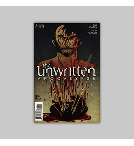 Unwritten: Apocalypse (Vol. 2) 4 2014