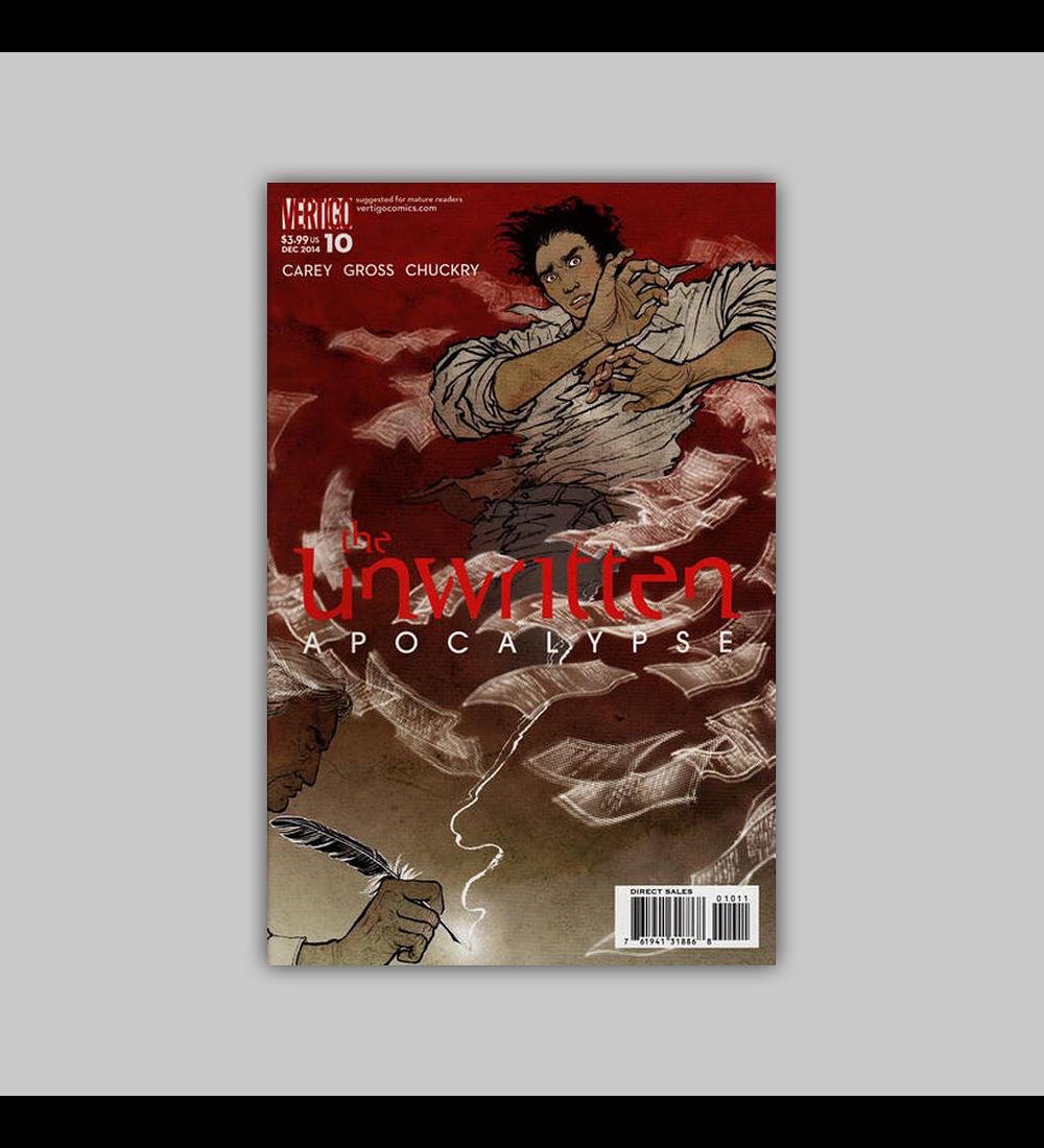 Unwritten: Apocalypse (Vol. 2) 10 2014