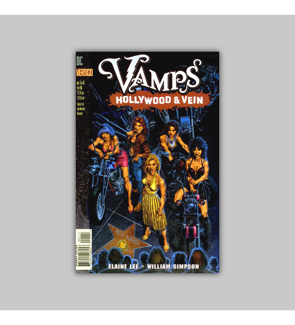 Vamps: Hollywood & Vein 1 1996