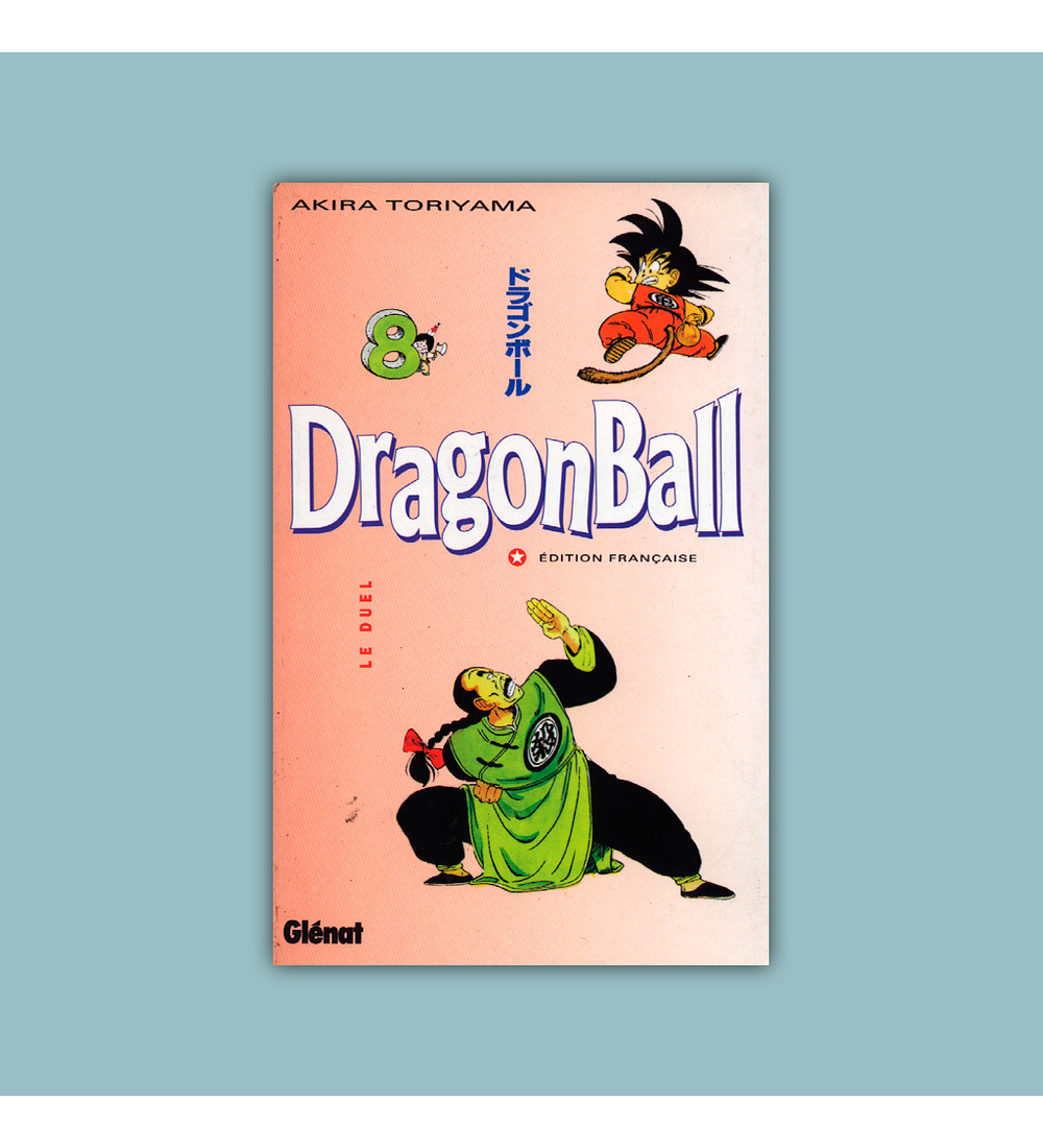 DragonBall Vol. 08