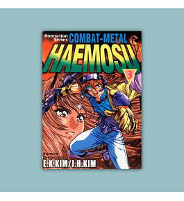 Combat Metal Haemosu Vol. 3 2000