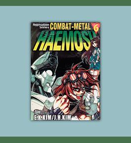 Combat Metal Haemosu Vol. 6 2000