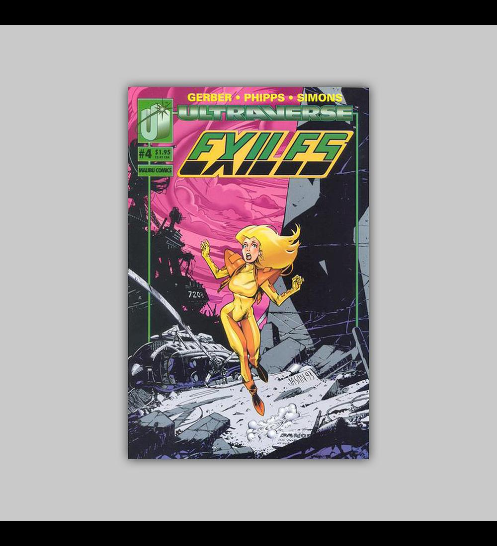Exiles 4 1993