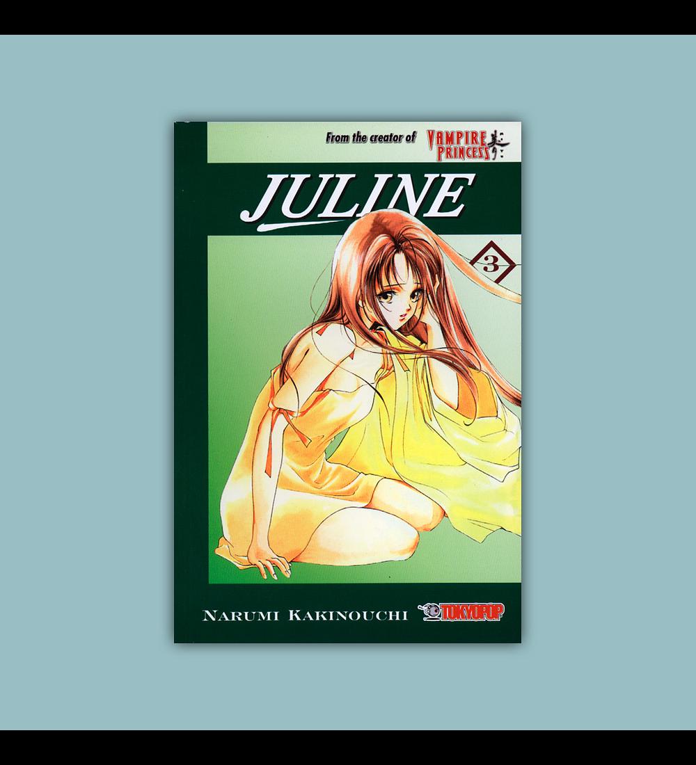 Juline Vol. 03 2002