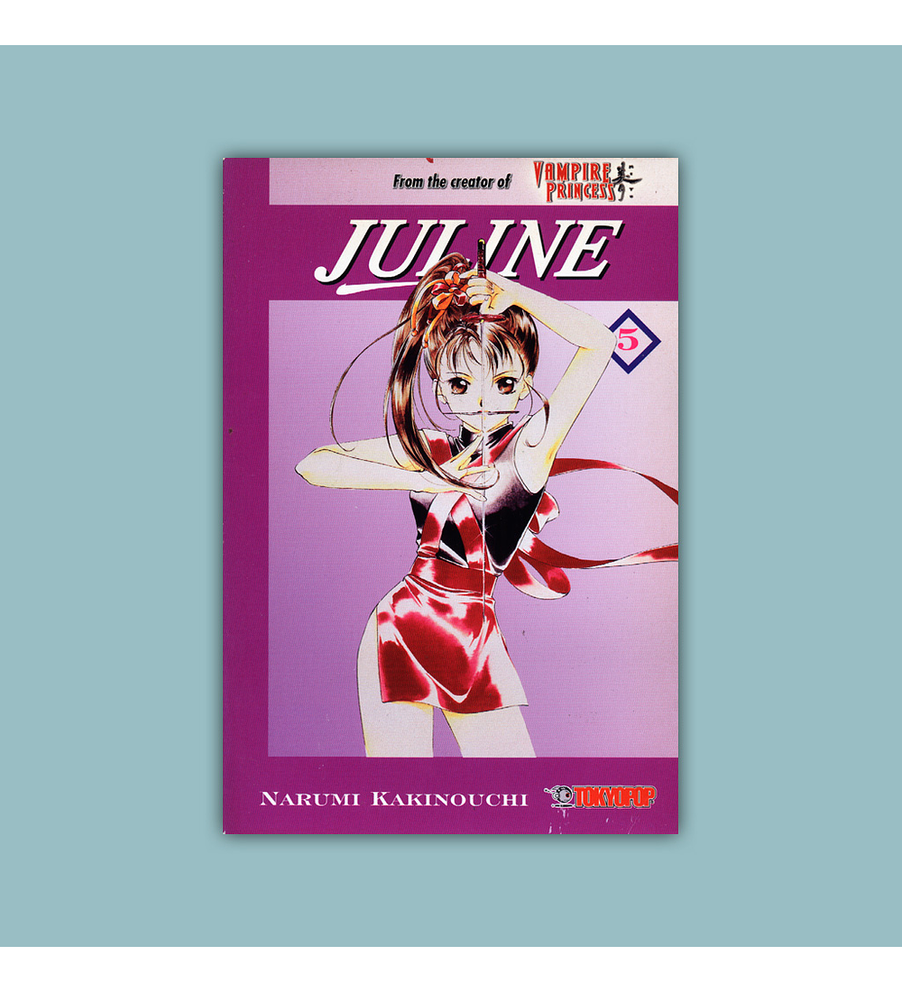 Juline Vol. 05 2002