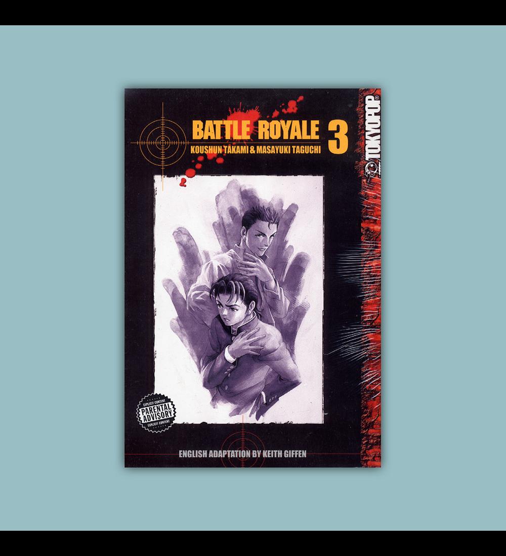 Battle Royale Vol. 03 2003