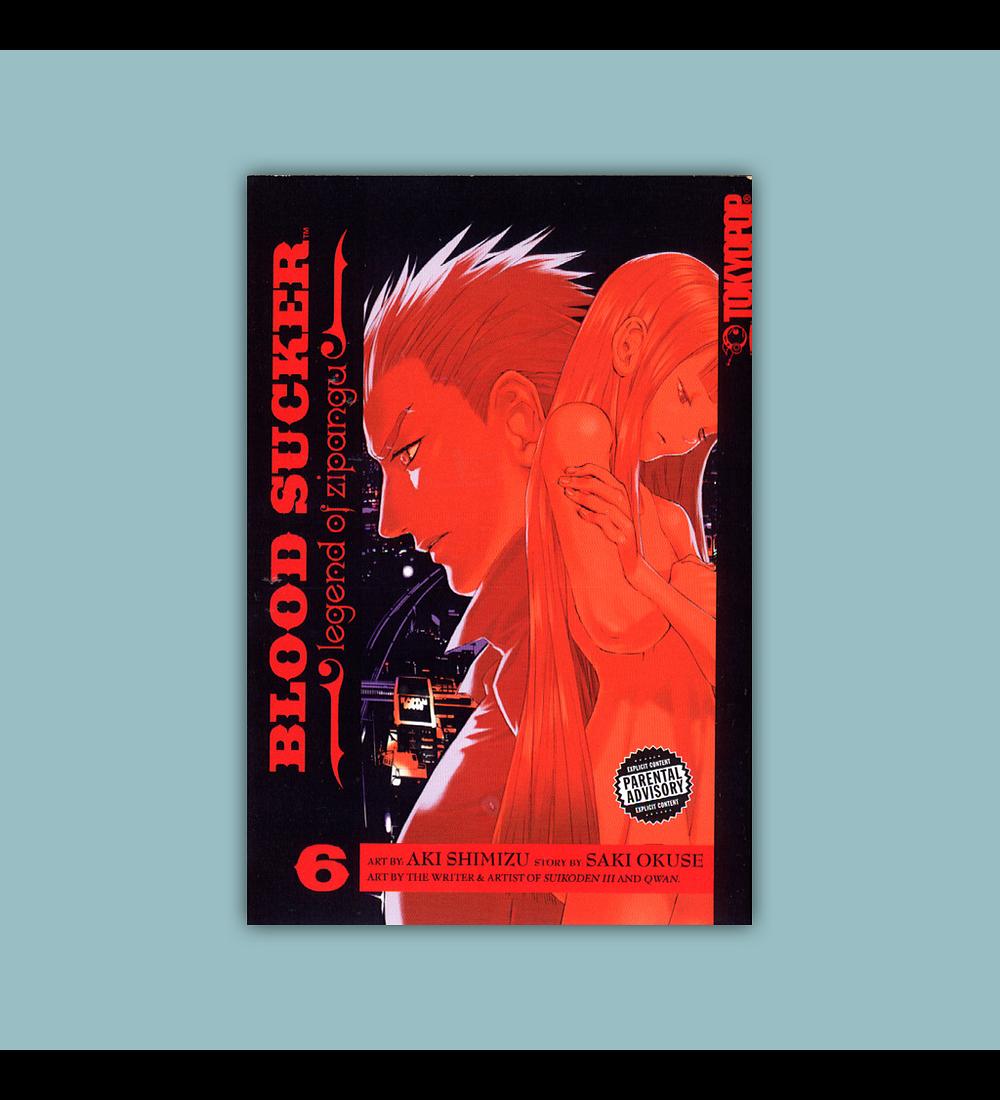 Blood Sucker: Legend of Zipangu Vol. 06 2008