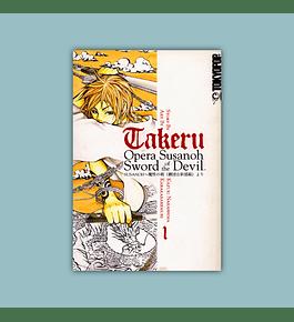 Takeru: Opera Susanoh Sword of the Devil Vol. 01 2009