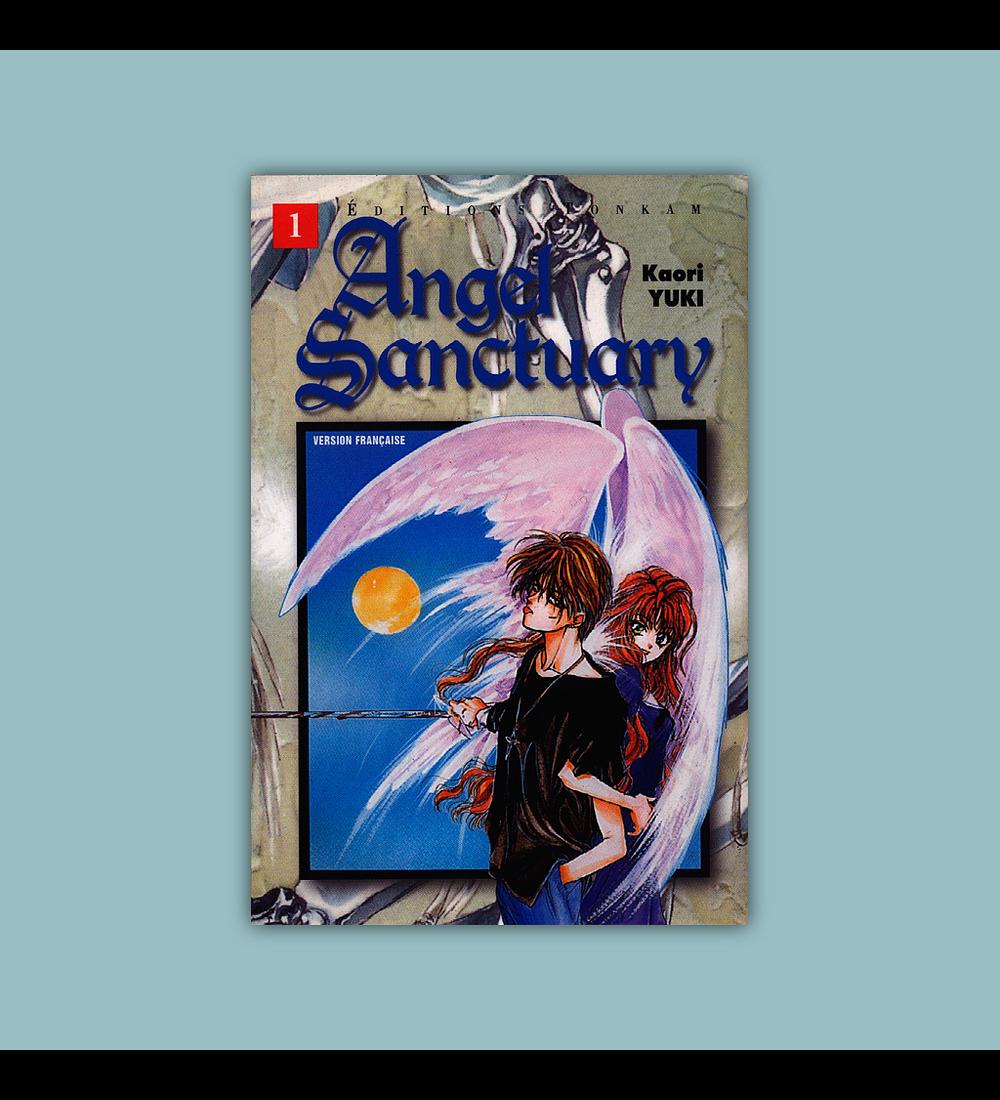 Angel Sanctuary Vol. 01 2000